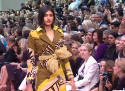 News video: Burberry's Model Plan for Asia